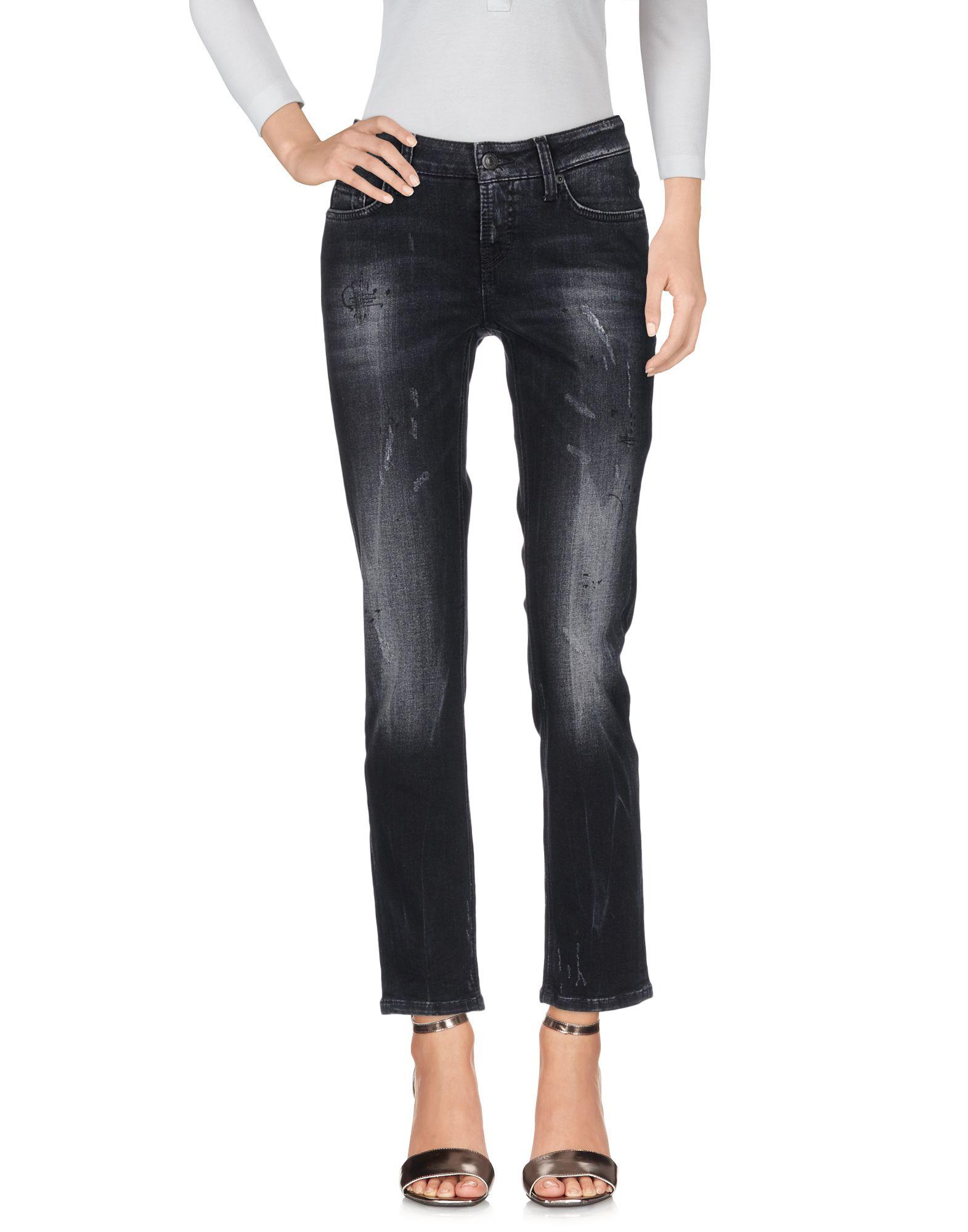 CAMBIO Джинсовые брюки