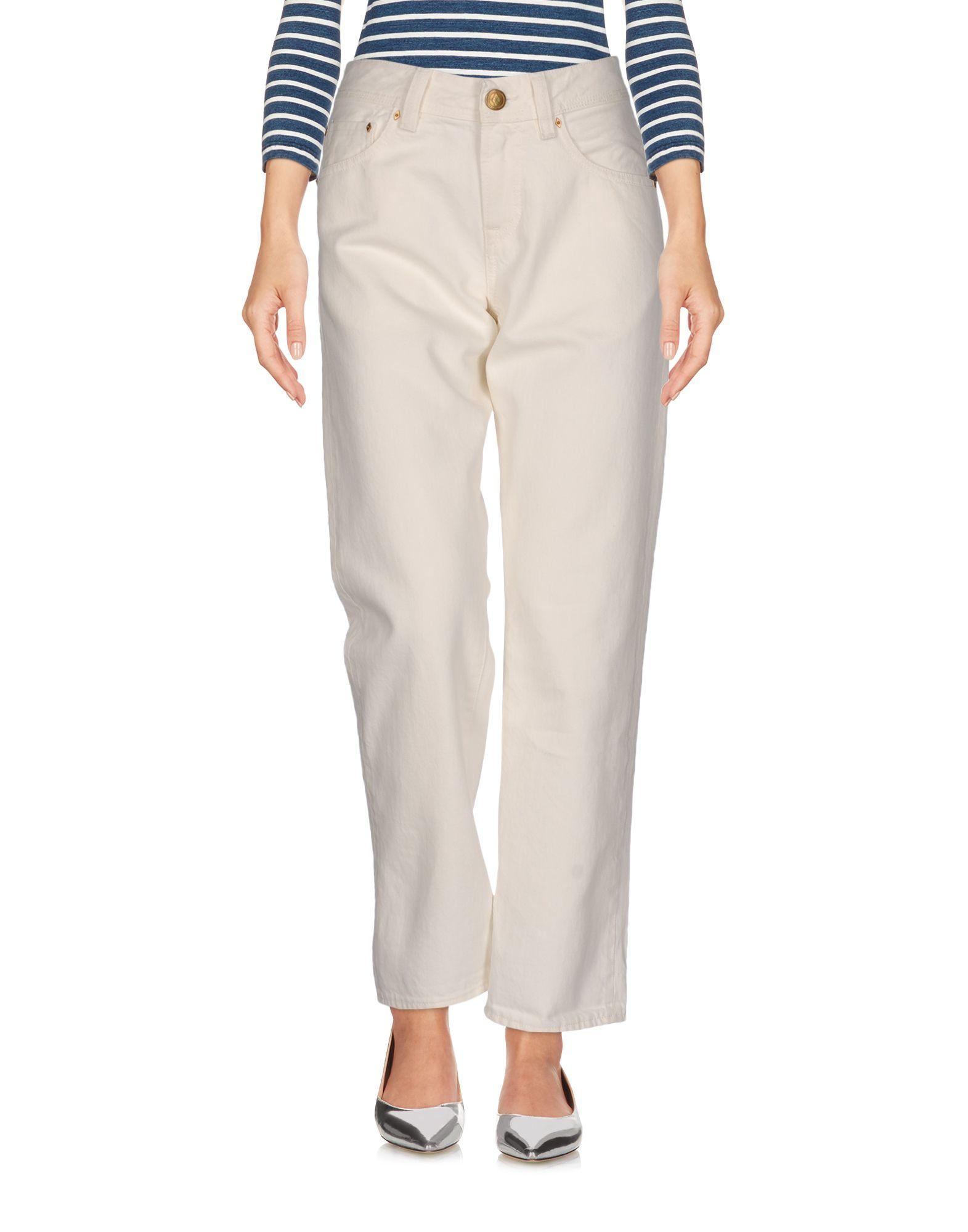 BALLANTYNE Джинсовые брюки dismero джинсовые брюки