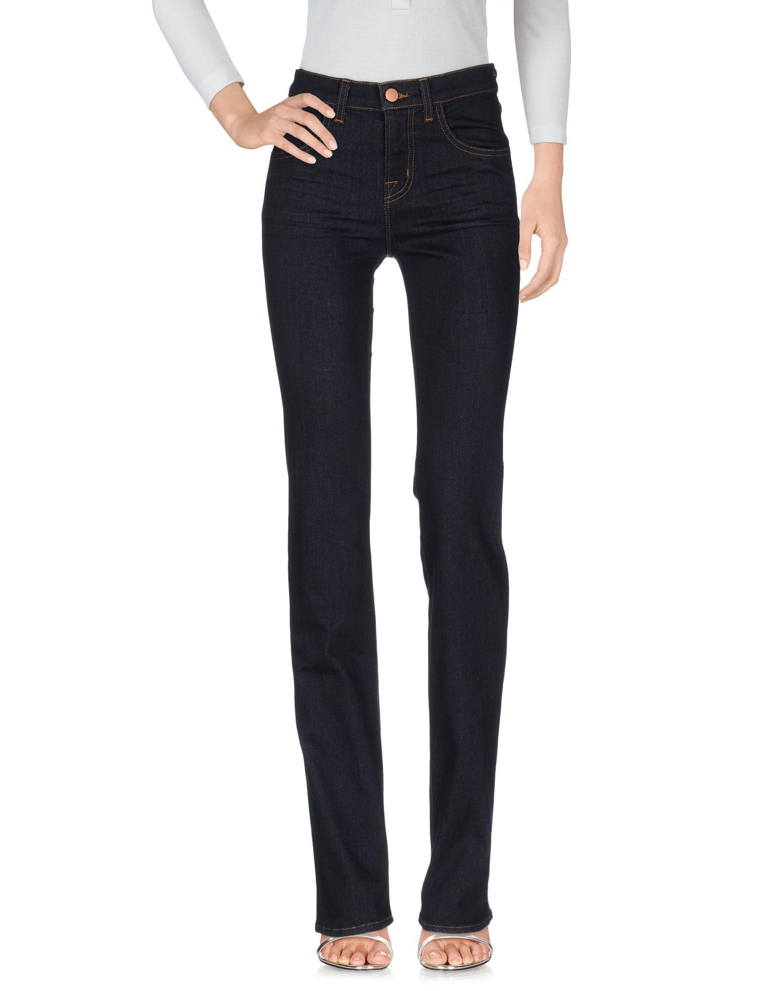 ФОТО j brand Джинсовые брюки