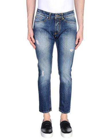 Фото - Джинсовые брюки от MICHAEL COAL синего цвета