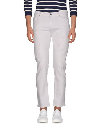 Фото - Джинсовые брюки от MARKUP белого цвета
