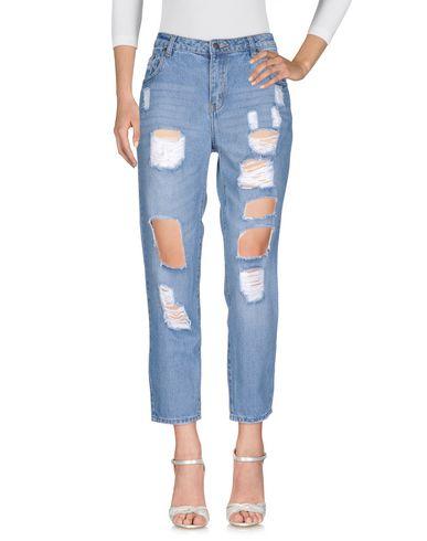 Фото - Джинсовые брюки от SCOUT синего цвета