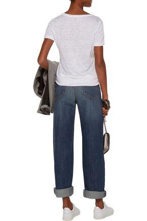 CURRENT/ELLIOTT The Full Length Barrel boyfriend jeans