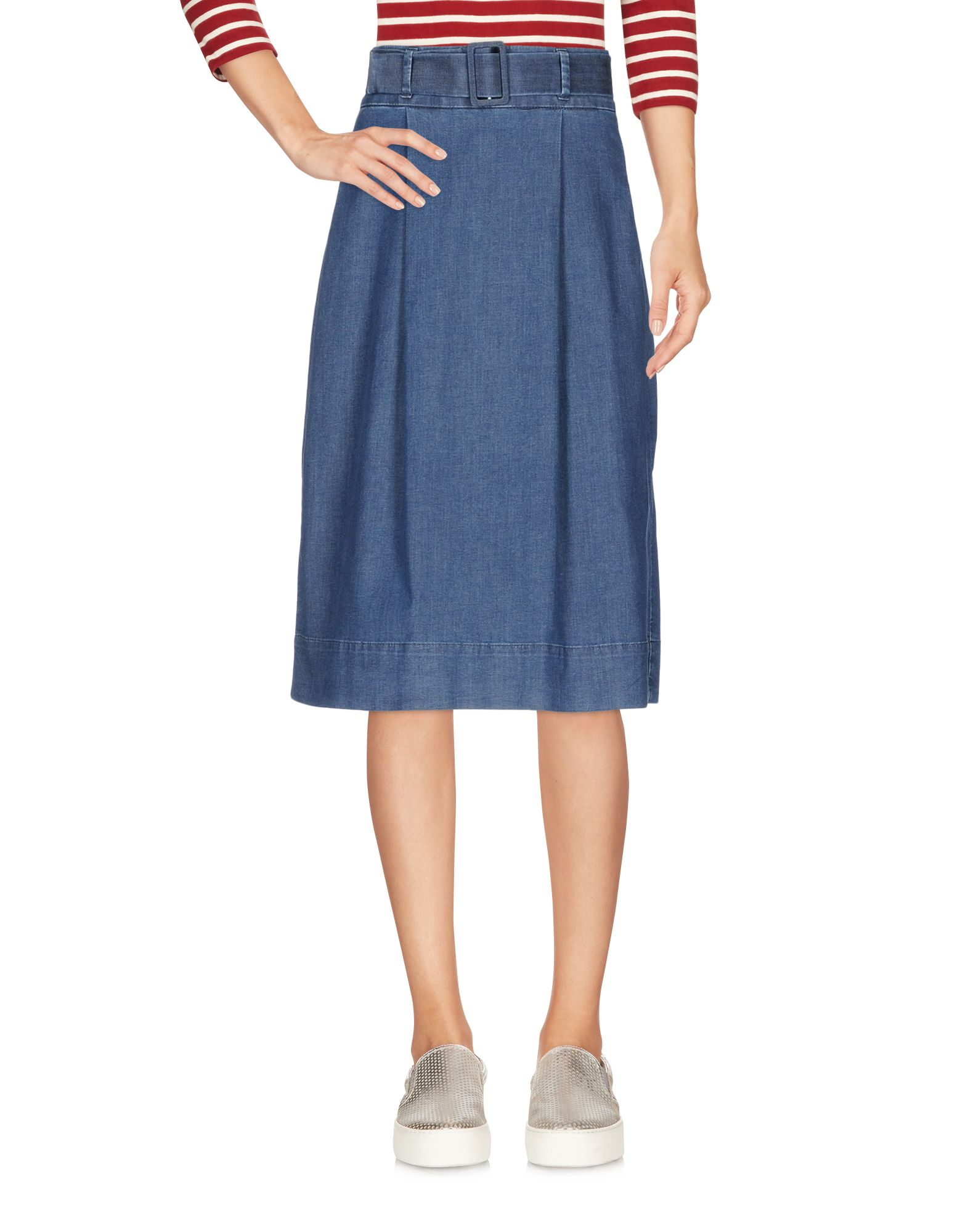 Haikure Denim skirt