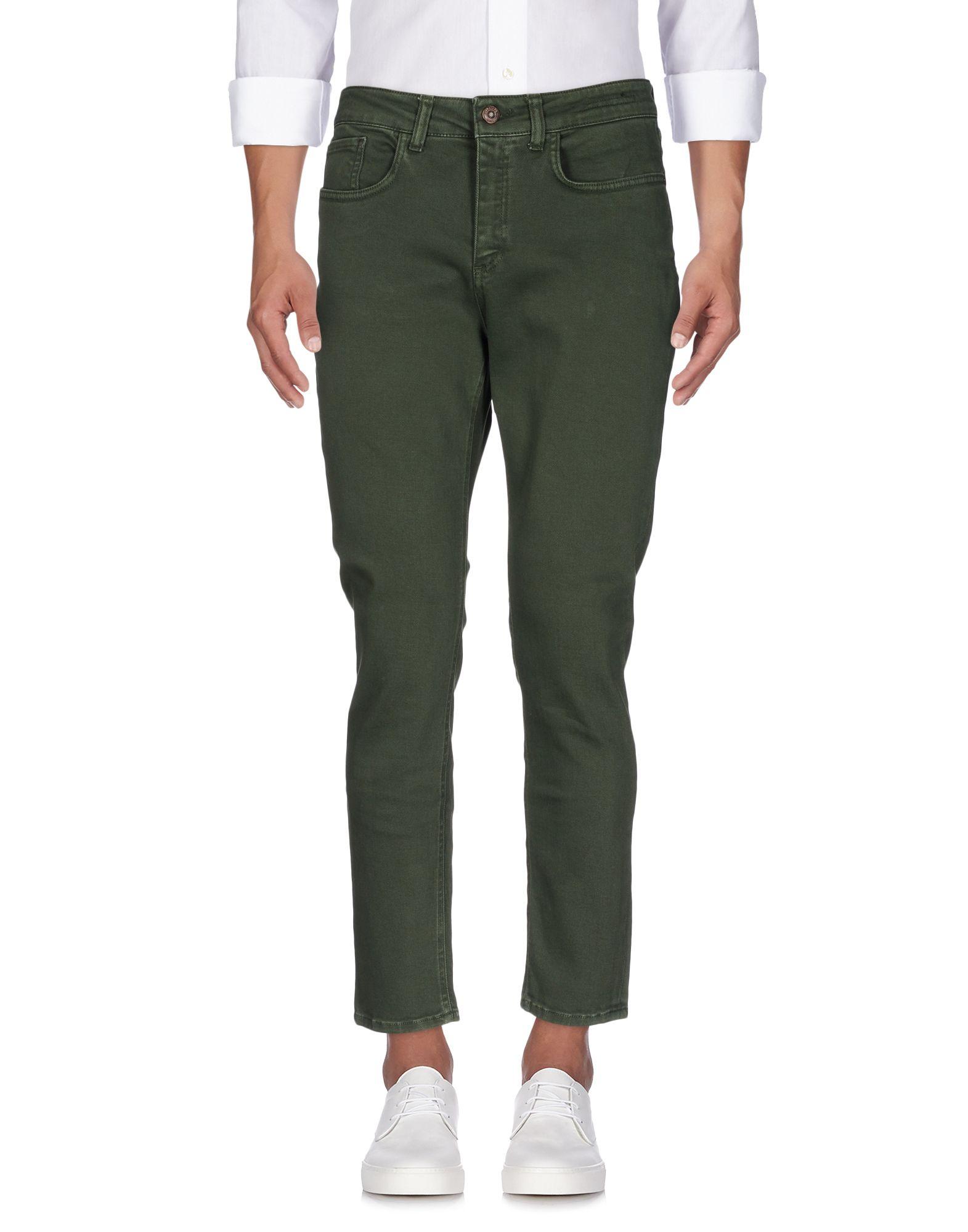 DERRIÉRE Джинсовые брюки