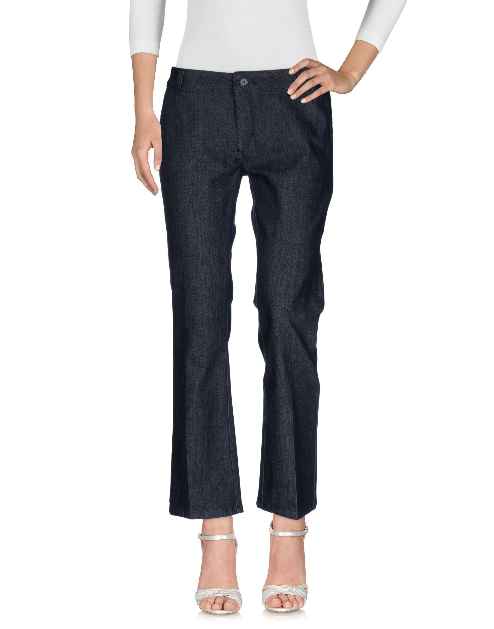 цена VICOLO Джинсовые брюки онлайн в 2017 году