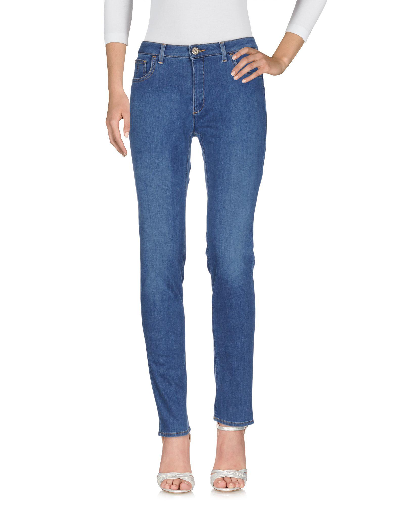 TRU TRUSSARDI Джинсовые брюки dismero джинсовые брюки
