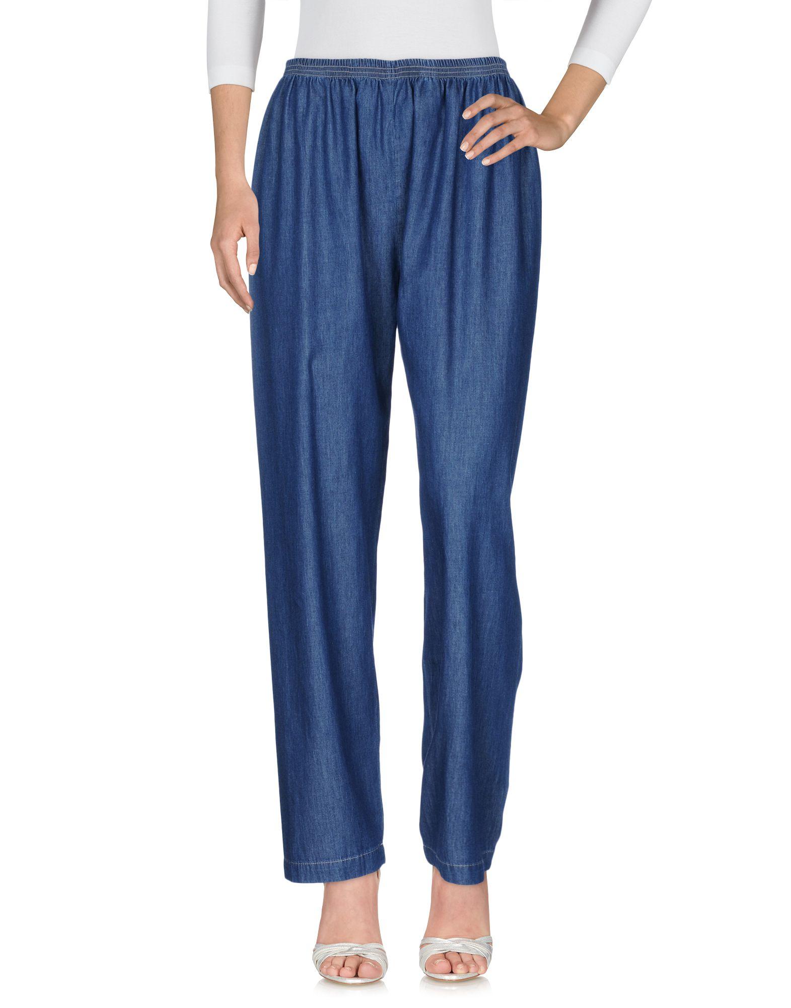 цена PINK MEMORIES Джинсовые брюки онлайн в 2017 году