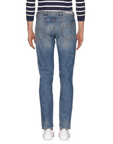 Фото 2 - Джинсовые брюки от ELEVENTY синего цвета