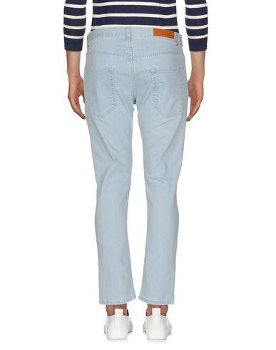 Фото 2 - Джинсовые брюки от PAURA синего цвета