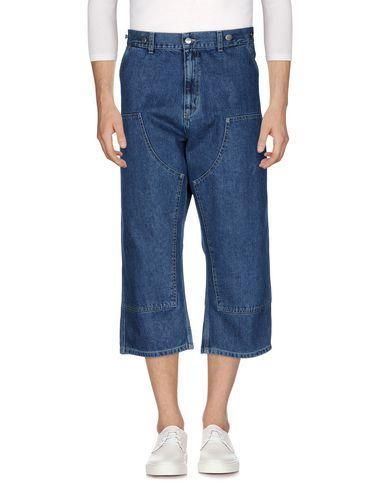 Джинсовые брюки-капри от PAURA