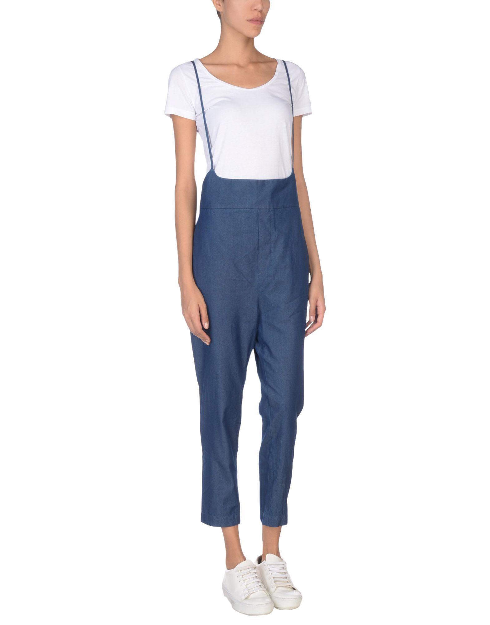 SIBEL SARAL Джинсовые брюки цена