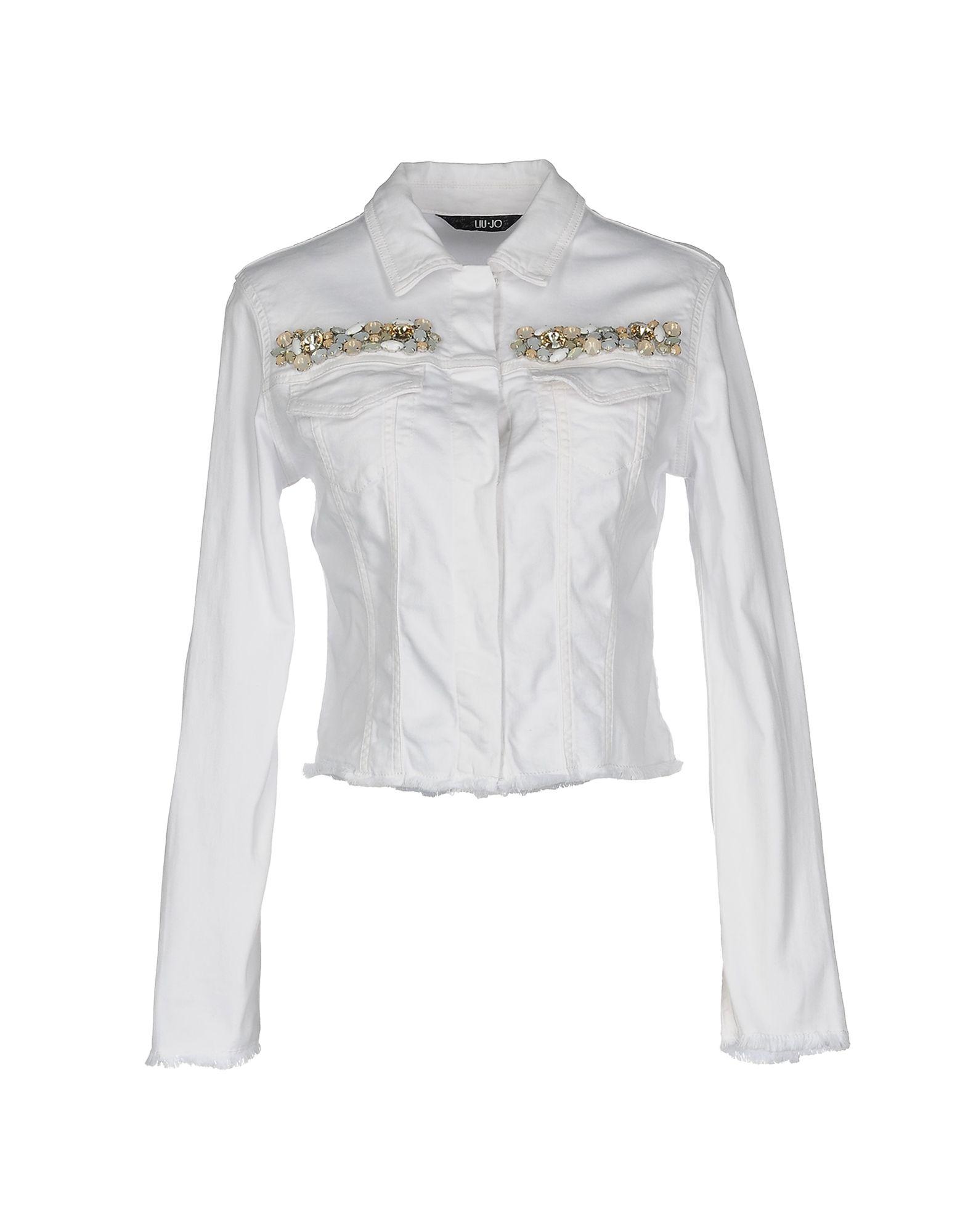 LIU •JO Джинсовая верхняя одежда верхняя одежда
