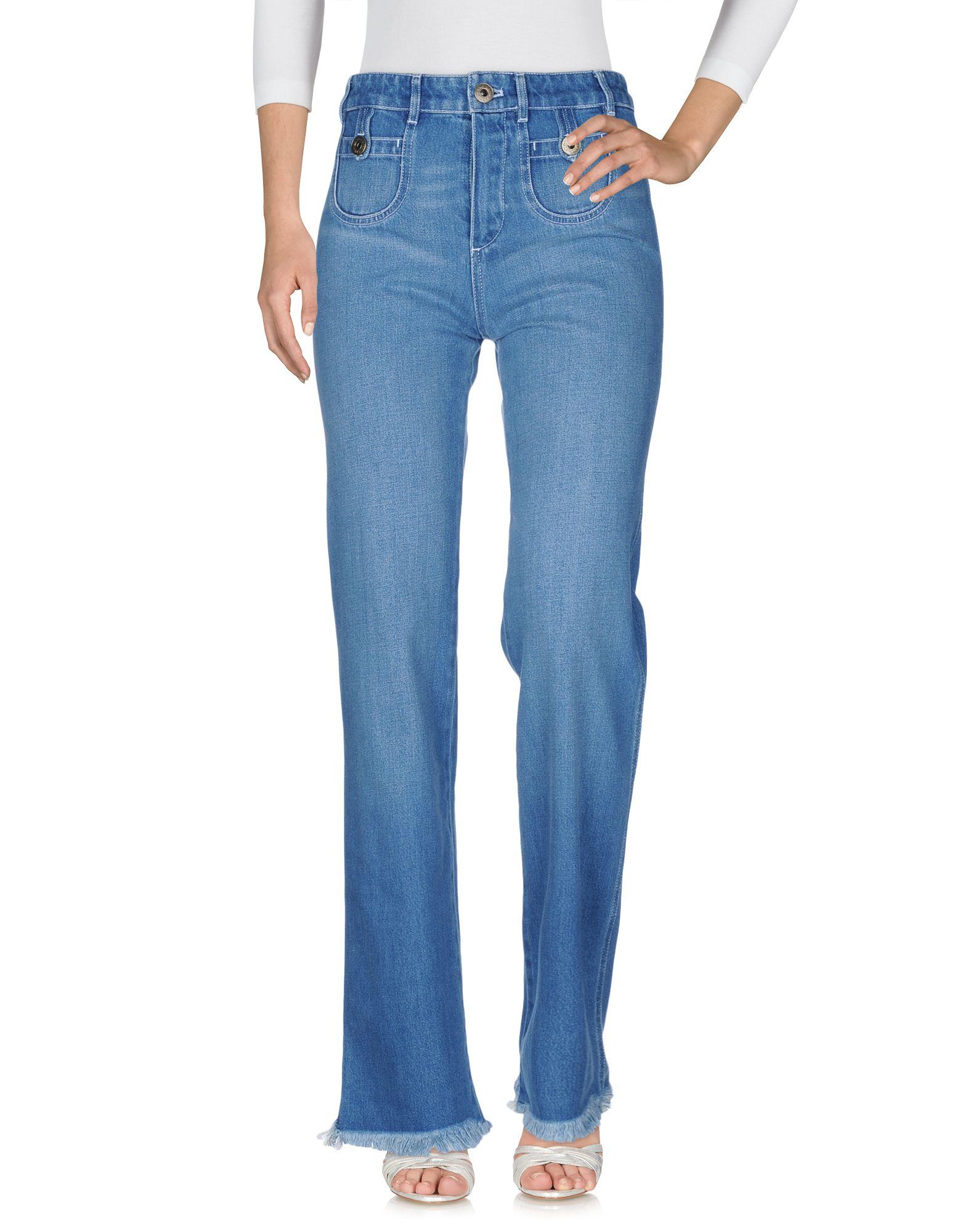 CHLOÉ Джинсовые брюки dismero джинсовые брюки