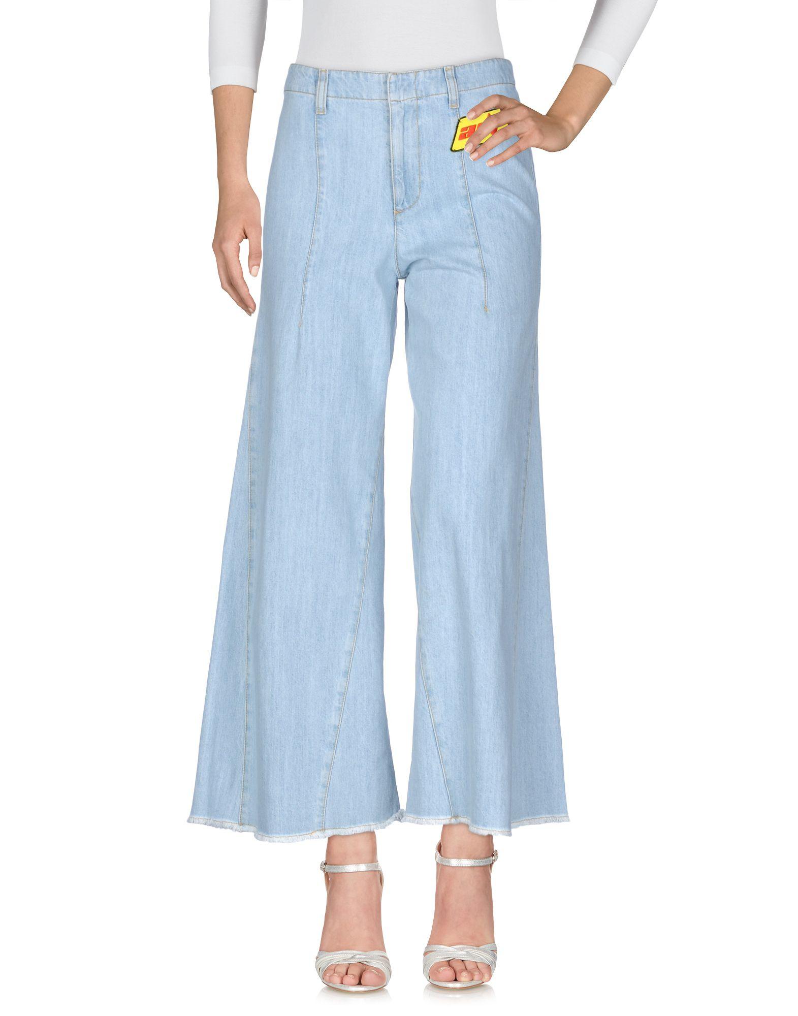 au jour le рубашка с длинными рукавами AU JOUR LE JOUR Джинсовые брюки