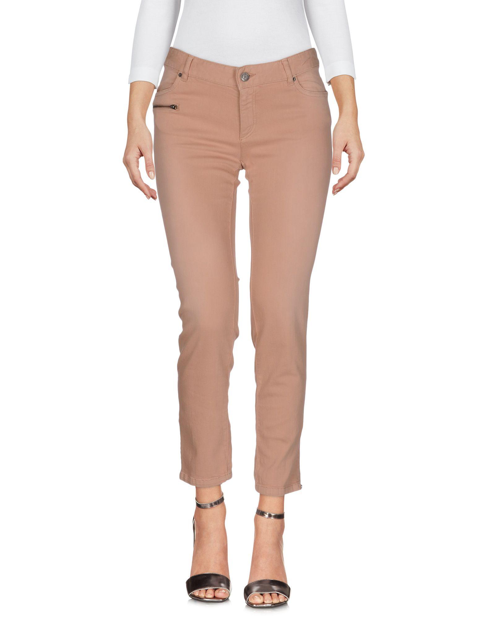 BONPOINT Джинсовые брюки bonpoint лонгслив бежевый с принтом