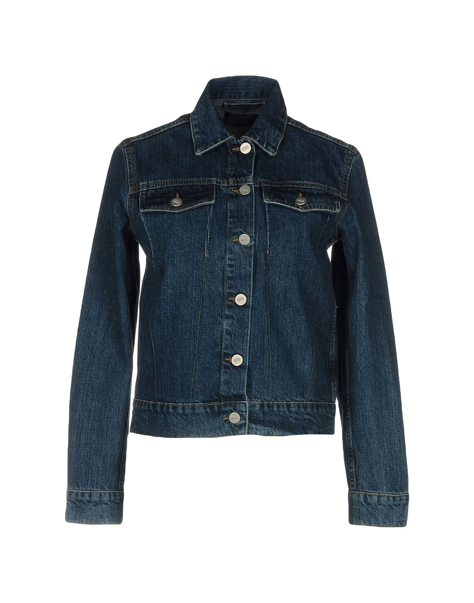 WOOD WOOD Джинсовая верхняя одежда elle sasson джинсовая верхняя одежда