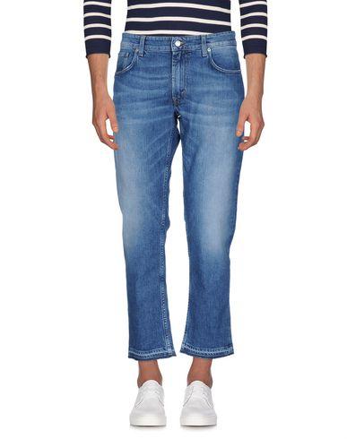 Фото - Джинсовые брюки от DEPARTMENT 5 синего цвета