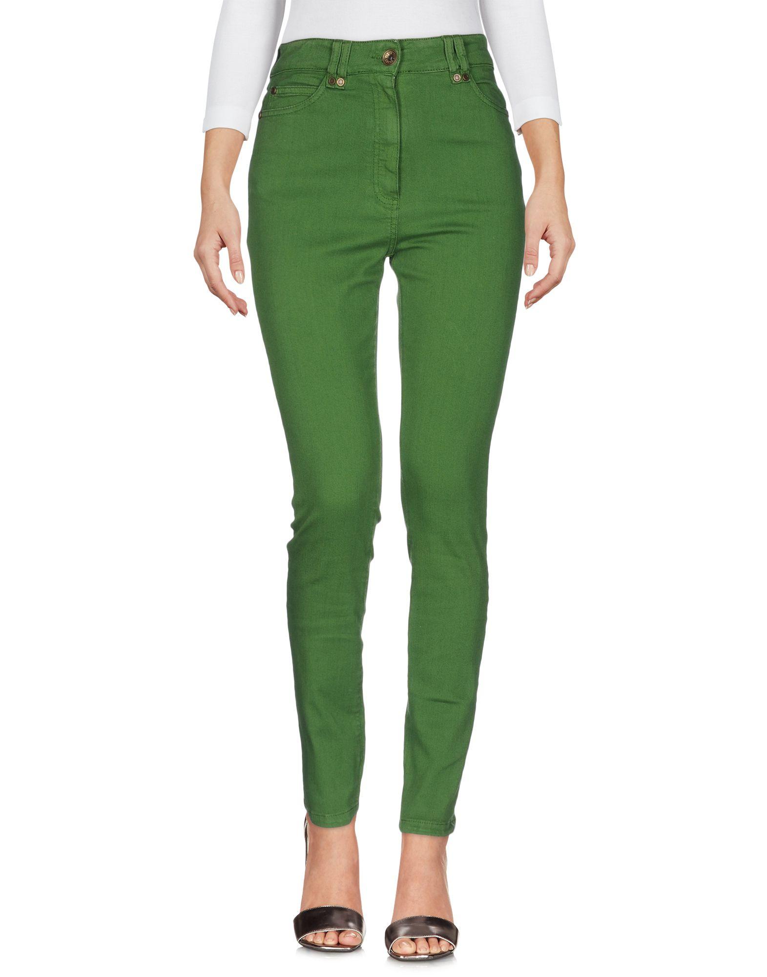 купить PLEIN SUD Джинсовые брюки по цене 4400 рублей