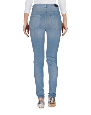 Фото 2 - Джинсовые брюки от ACYNETIC синего цвета