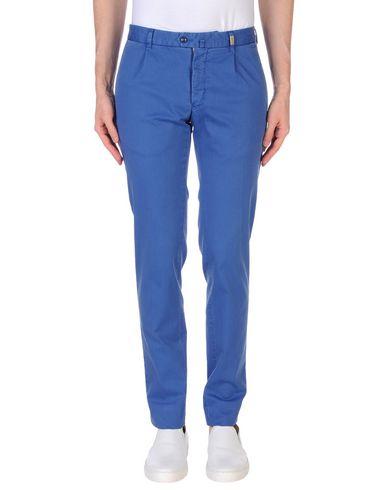 Фото - Повседневные брюки от GIO ZUBON синего цвета