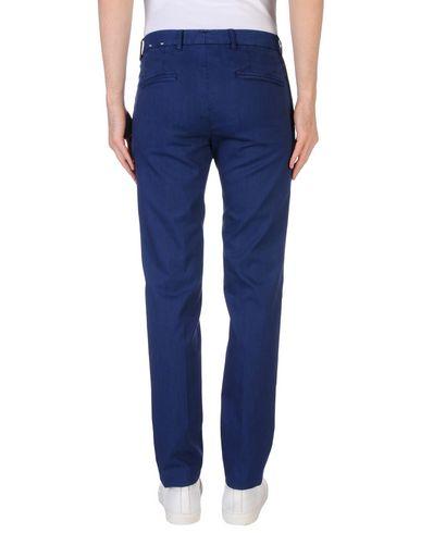 Фото 2 - Повседневные брюки от GIO ZUBON темно-синего цвета
