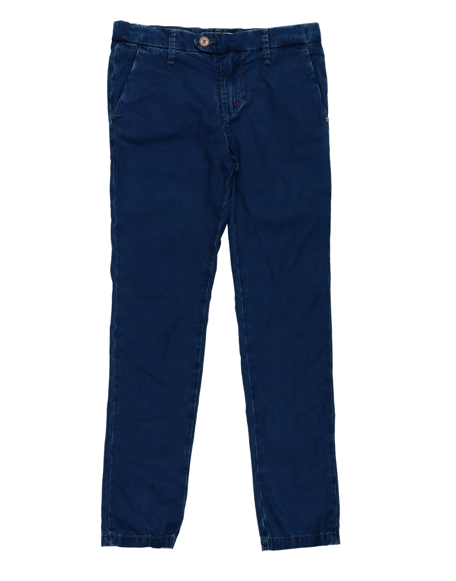 NUPKEET Джинсовые брюки брюки текстильные джинсовые для девочек 110 362011 синий деним ean 4690244736511