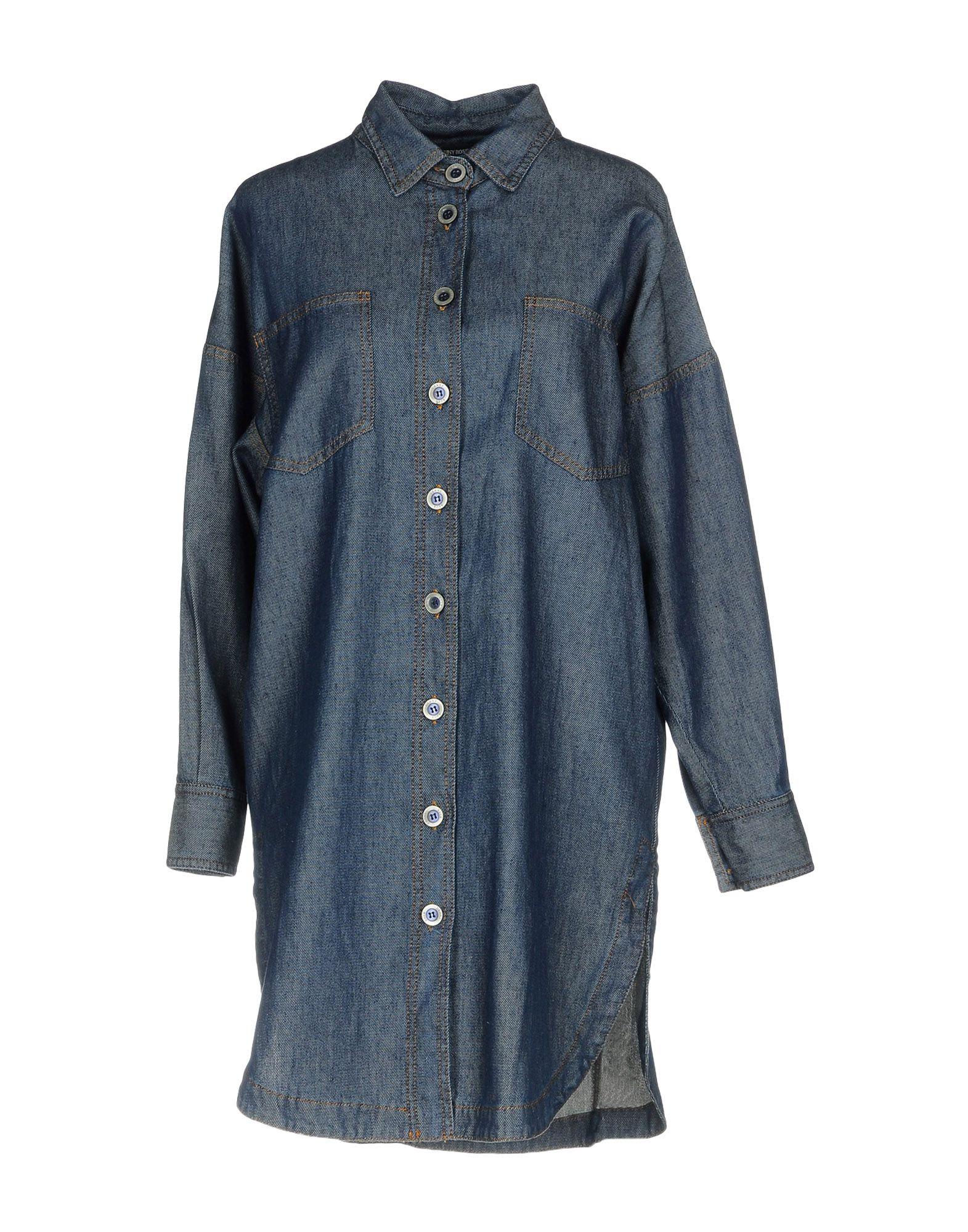 DENNY ROSE Джинсовая рубашка