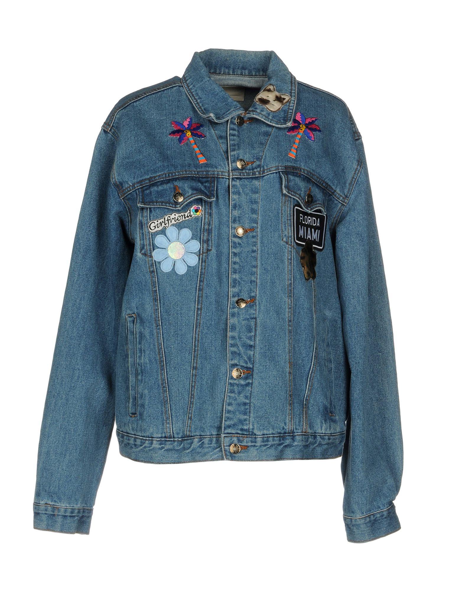 MPD BOX Джинсовая верхняя одежда colmar джинсовая верхняя одежда