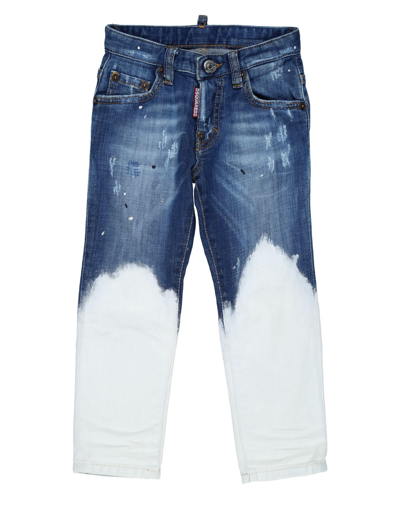 DSQUARED2 Jungen 3-8 jahre Jeanshose4 blau