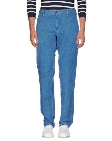 Фото - Джинсовые брюки от INCOTEX синего цвета