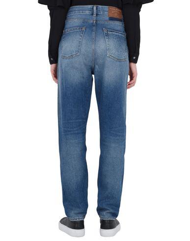 Фото 2 - Джинсовые брюки от VIVIENNE WESTWOOD ANGLOMANIA синего цвета