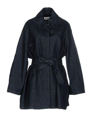 Фото - Легкое пальто от BARENA синего цвета