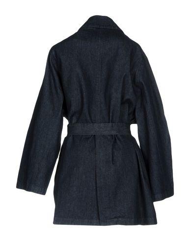 Фото 2 - Легкое пальто от BARENA синего цвета