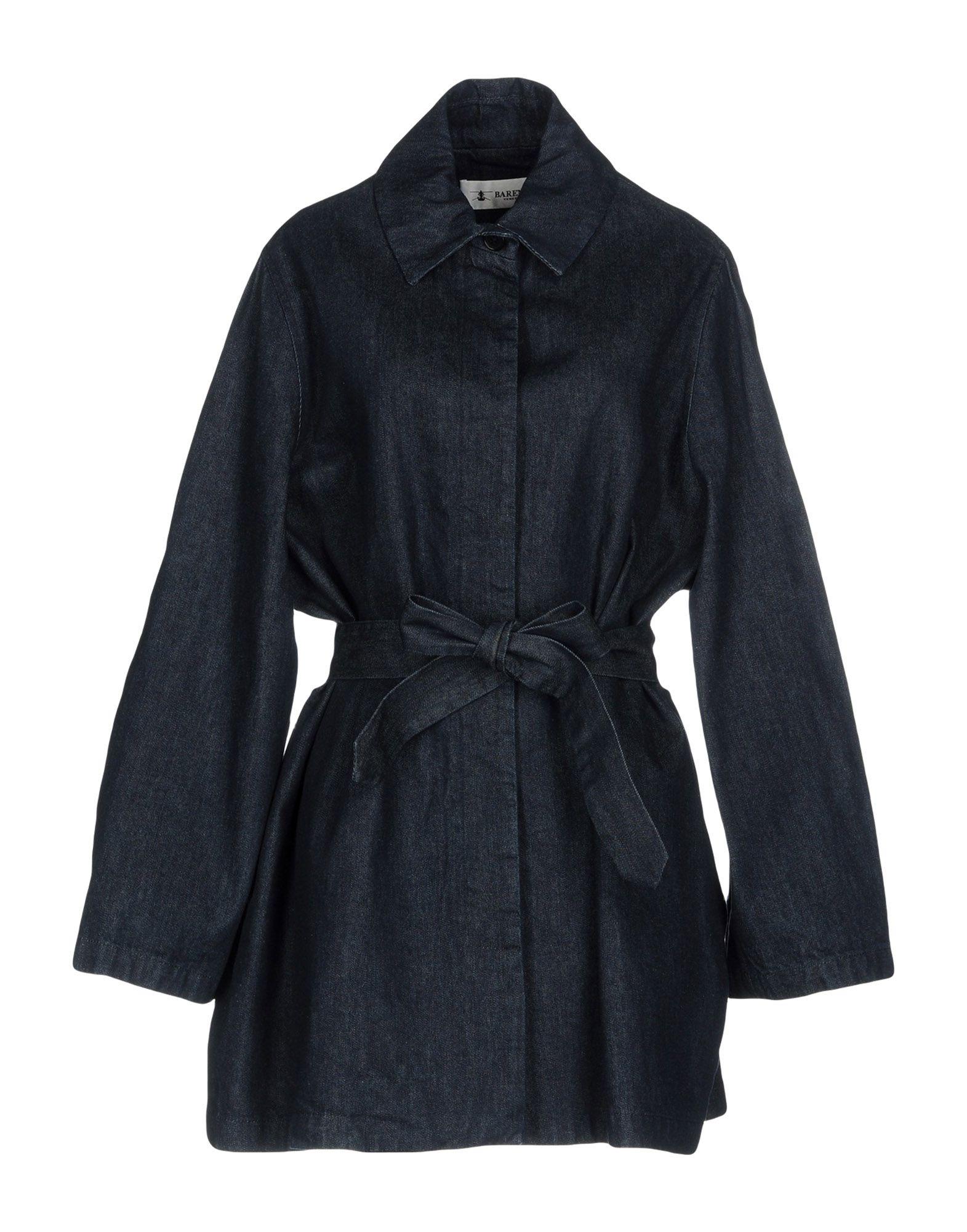 BARENA Легкое пальто barena пальто