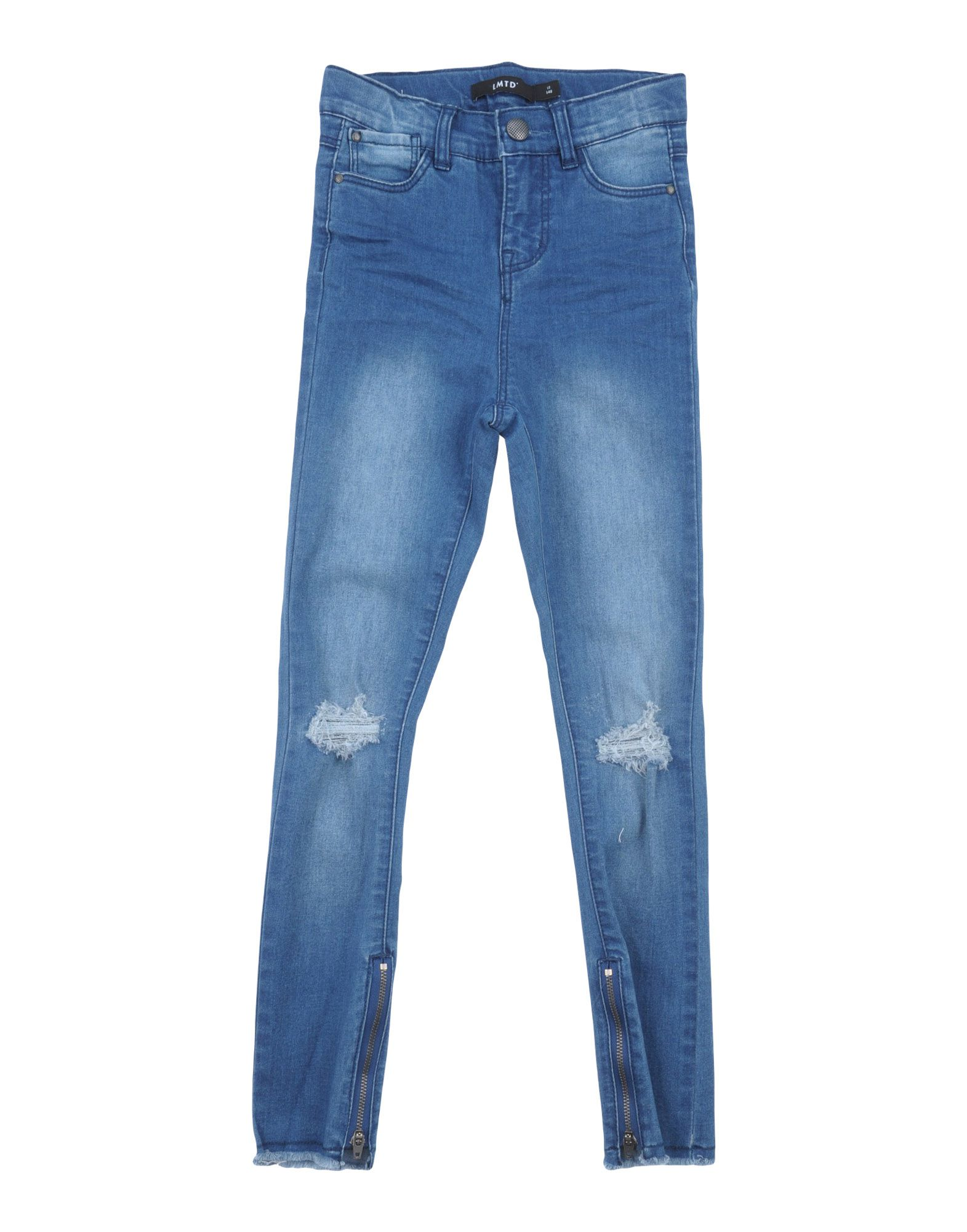 цена на LMTD Джинсовые брюки