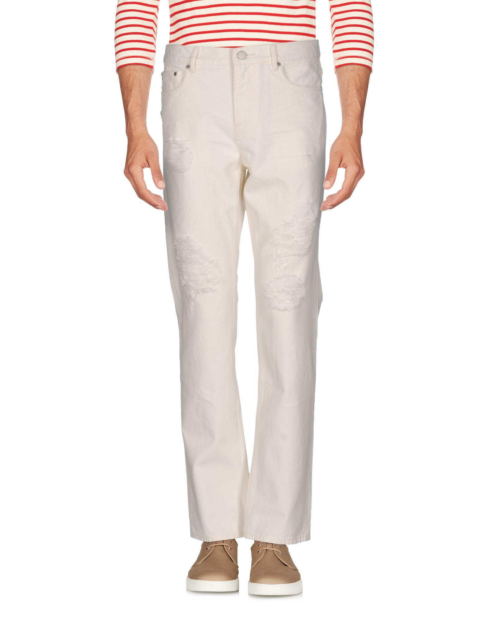 ФОТО michael kors джинсовые брюки