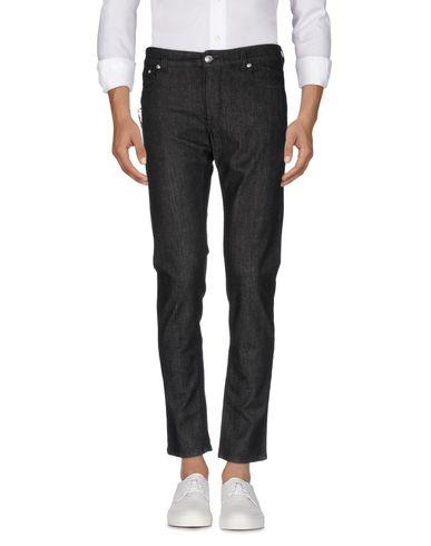 Купить Джинсовые брюки от VERSUS VERSACE черного цвета
