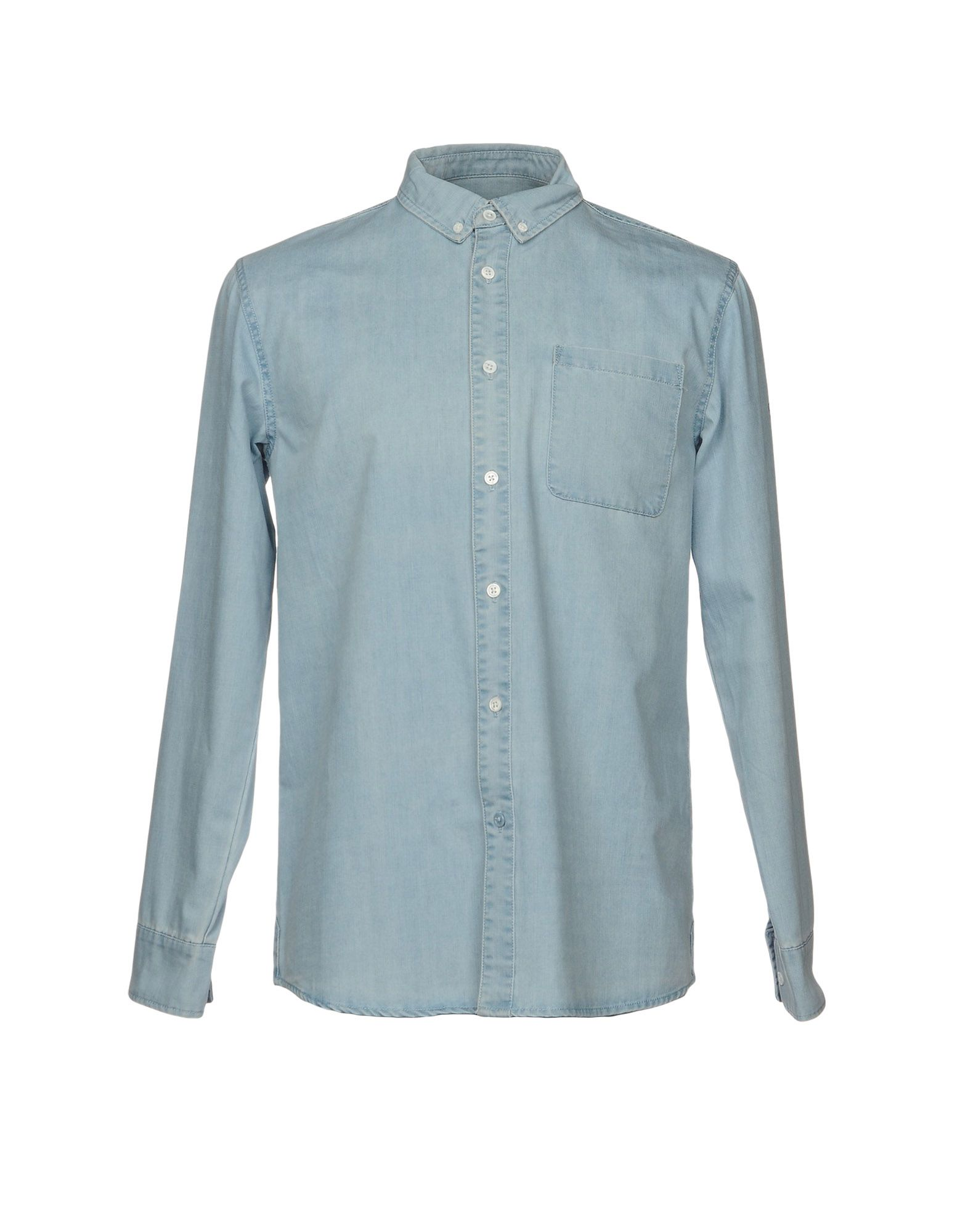 WEMOTO Джинсовая рубашка цена 2017
