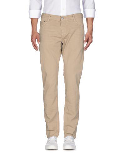 Фото - Джинсовые брюки цвет песочный