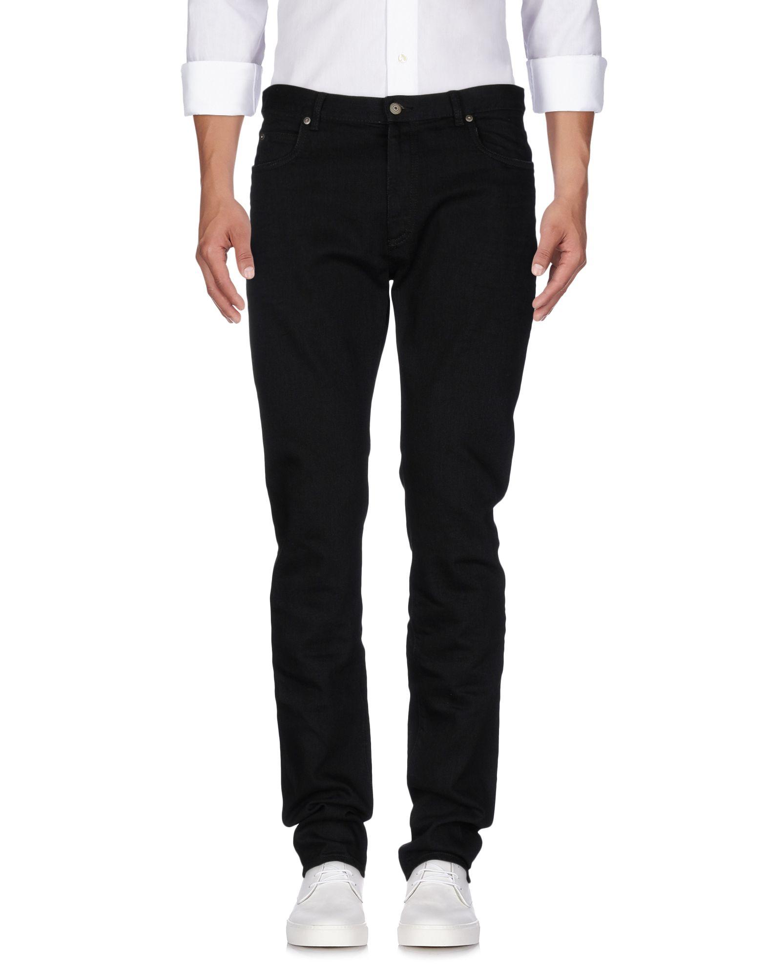 цена MAISON MARGIELA Джинсовые брюки онлайн в 2017 году