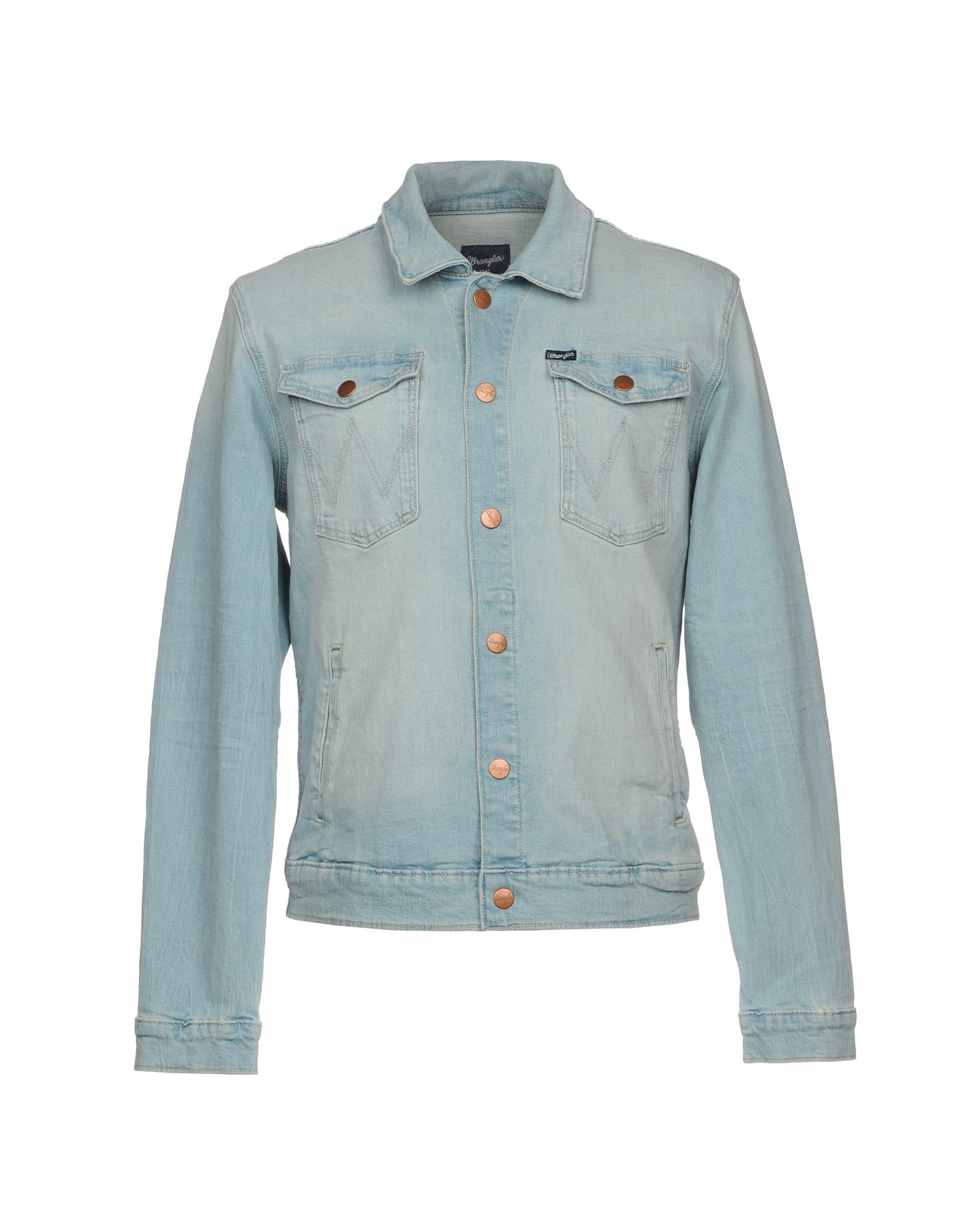 WRANGLER Джинсовая верхняя одежда reiko джинсовая верхняя одежда