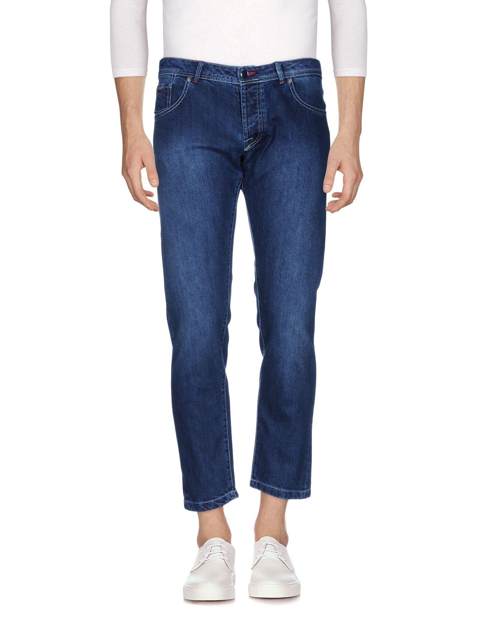 цена MARCO PESCAROLO Джинсовые брюки онлайн в 2017 году