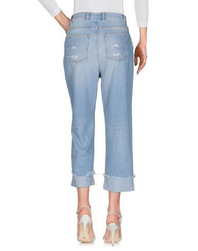 Фото 2 - Джинсовые брюки от GOLD CASE синего цвета