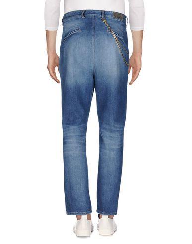 Фото 2 - Джинсовые брюки от 26.7 TWENTYSIXSEVEN синего цвета