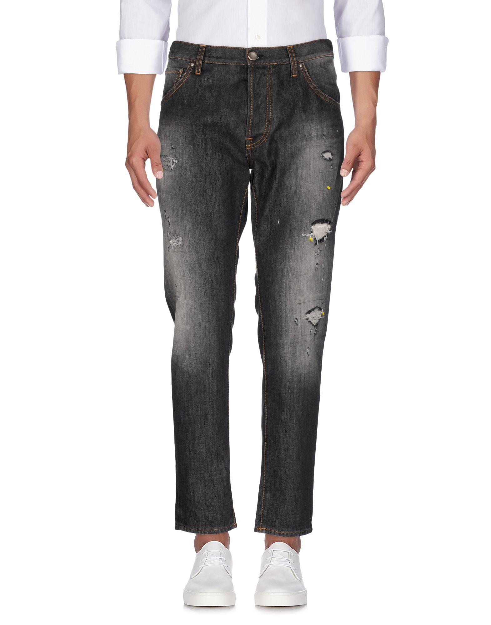 где купить AGLINI Джинсовые брюки по лучшей цене