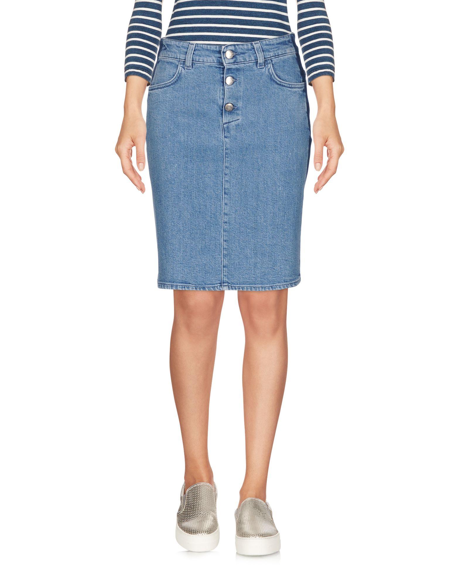 Фото CLOSED Джинсовая юбка. Купить с доставкой
