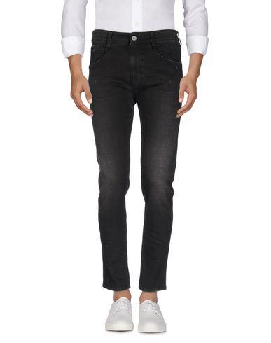 Фото - Джинсовые брюки от UNIFORM черного цвета