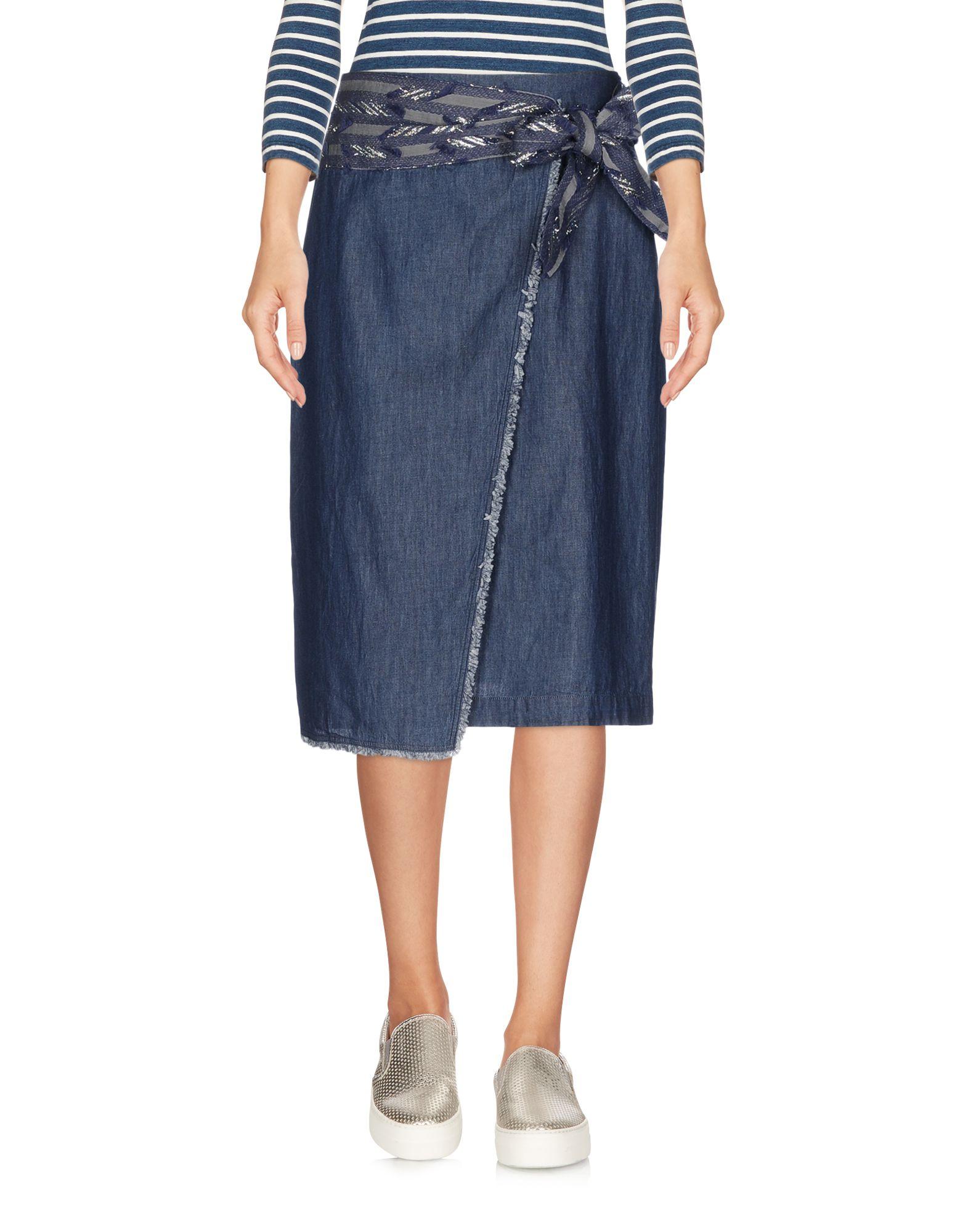 PF PAOLA FRANI Джинсовая юбка mantra paola 3532