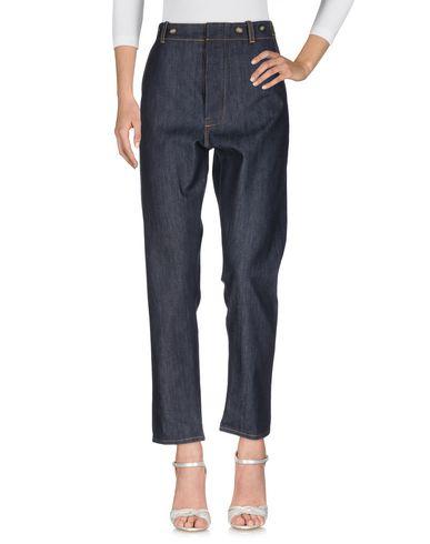 Джинсовые брюки от AGNESE GALLAMINI